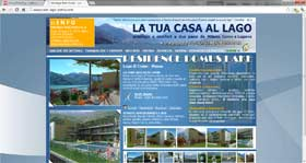 Sito web: Vistalago Real Estate
