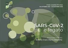 FAD ASINCRONA:SARS COV2 E FEGATO 30 OTTOBRE-30 DICEMBRE 2020