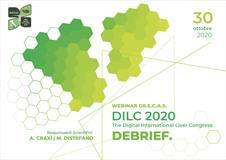WEBINAR GR.E.C.A.S. DILC 2020 THE DIGITAL INTERNATIONAL LIVER CONGRESS DEBRIEF. 30 OTTOBRE 2020